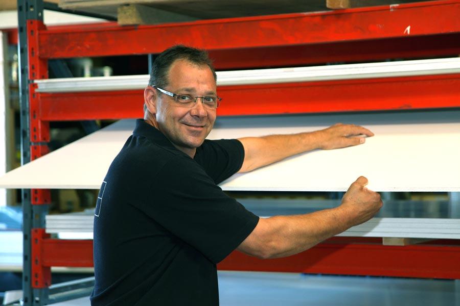 Geert Mollen, productie houtbouw / houtskeletbouw