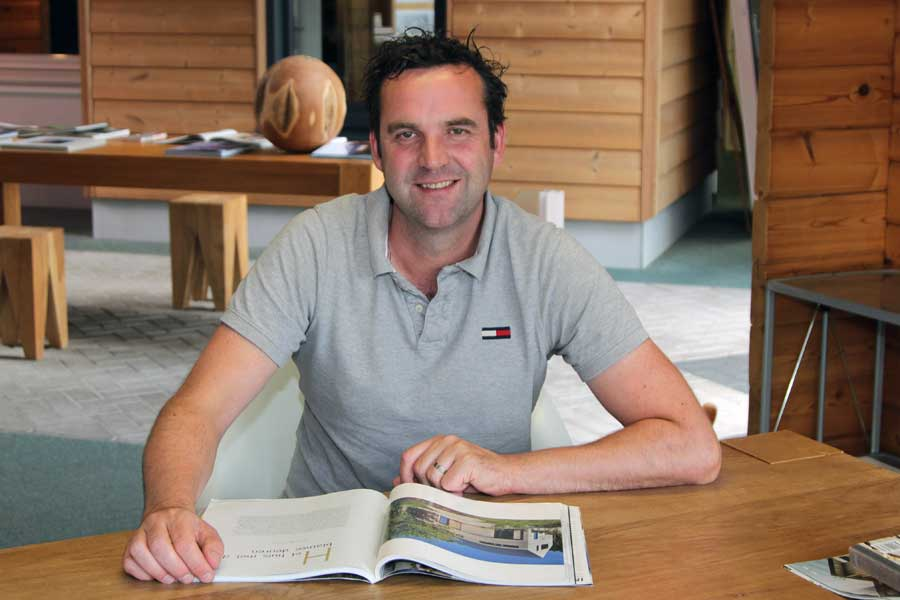 Guido Nobbenhuis, architect houtbouw / houtskeletbouw
