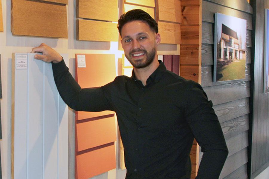 Luc Fleuren aankoopadviseur / houtskeletbouw